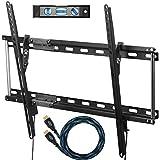 Cheetah Mounts APTMM2B TV Wandhalterung Neigbar für 80- 165cm (32- 65') LCD, LED Flachbildschirme mit VESA