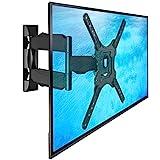 NB P4 - LCD LED TV Wandhalterung 32'-55' Fernseher max VESA 400 Neigbar Schwenkbar bis 31,8 kg, ISO TUV GS