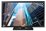 Samsung LS24E65UPLC/EN Monitor TFT HDMI, 1920 x 1080 Pixel 4ms Reaktionszeit AD-PLS Pivot Lautsprecher TCO6 DP schwarz 60 cm (24 Zoll)